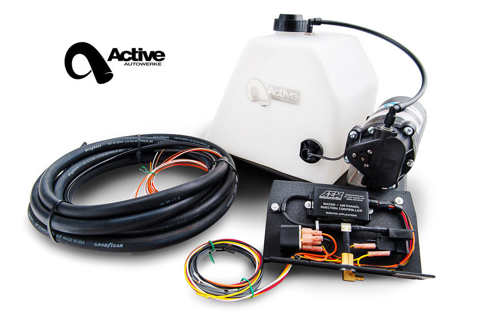 aem water methanol injection kit instructions