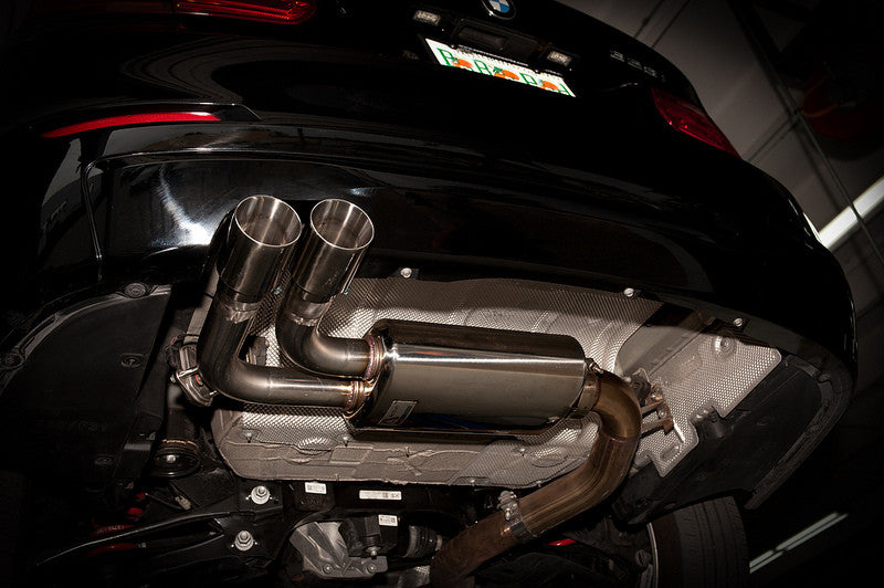 Active Autowerke BMW F22/F30/F32 228I/328I/428 Signature Exhaust