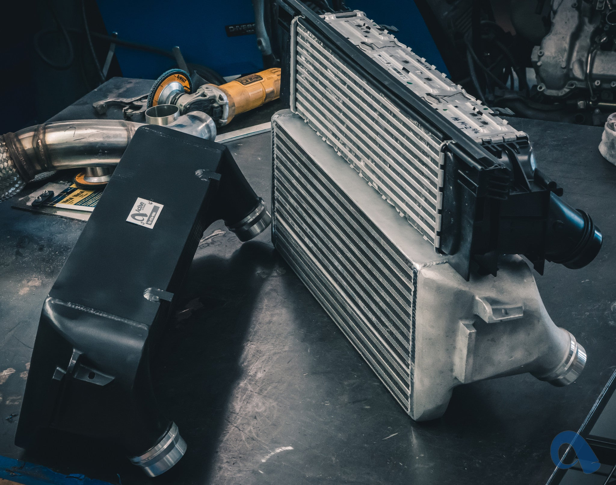 BMW intercooler fro N55