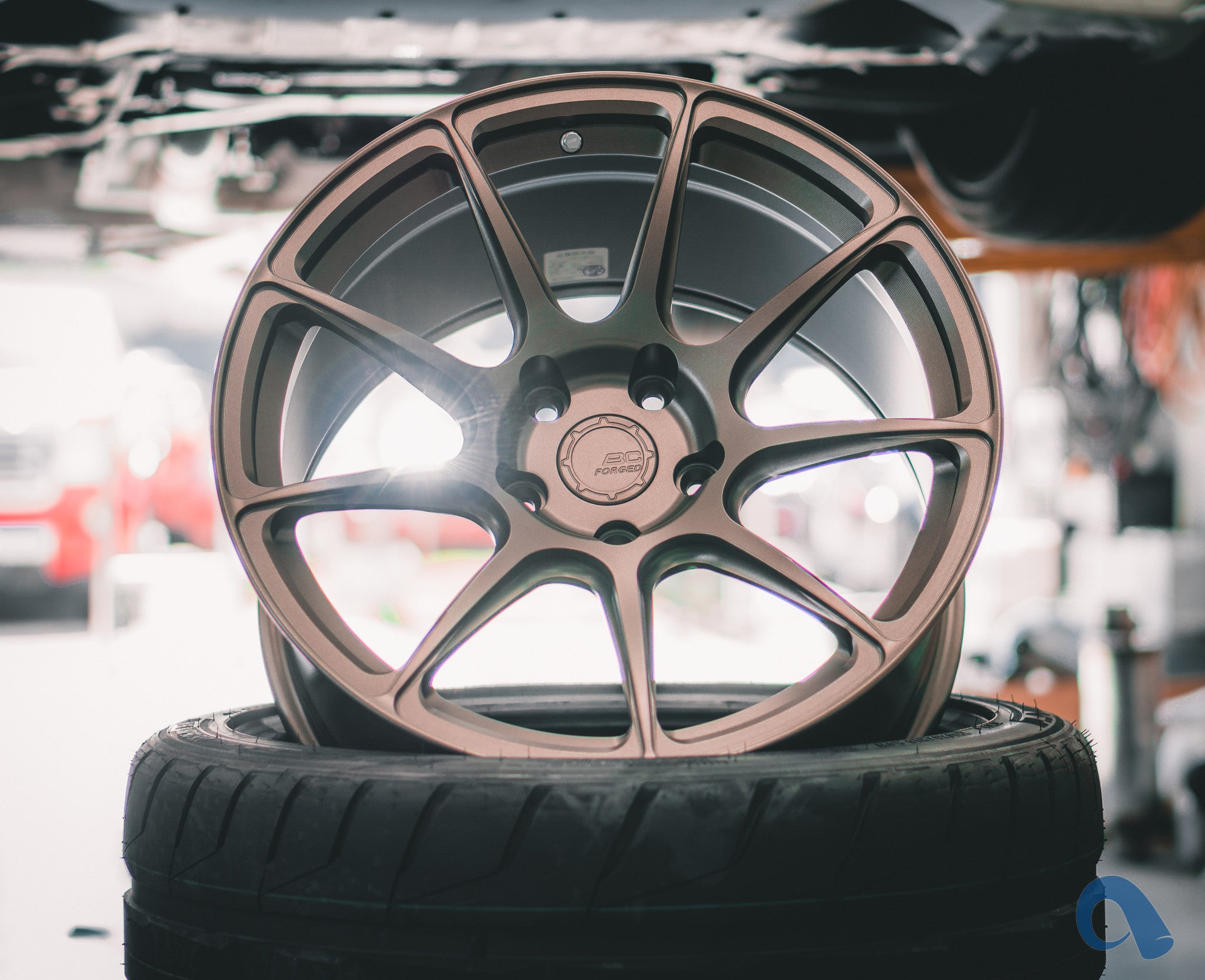 BC Forged RZ39 Track Wheel F87 M2