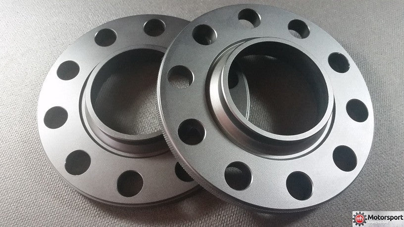 Motorsport Hardware Black Executive 18mm Wheel Spacers