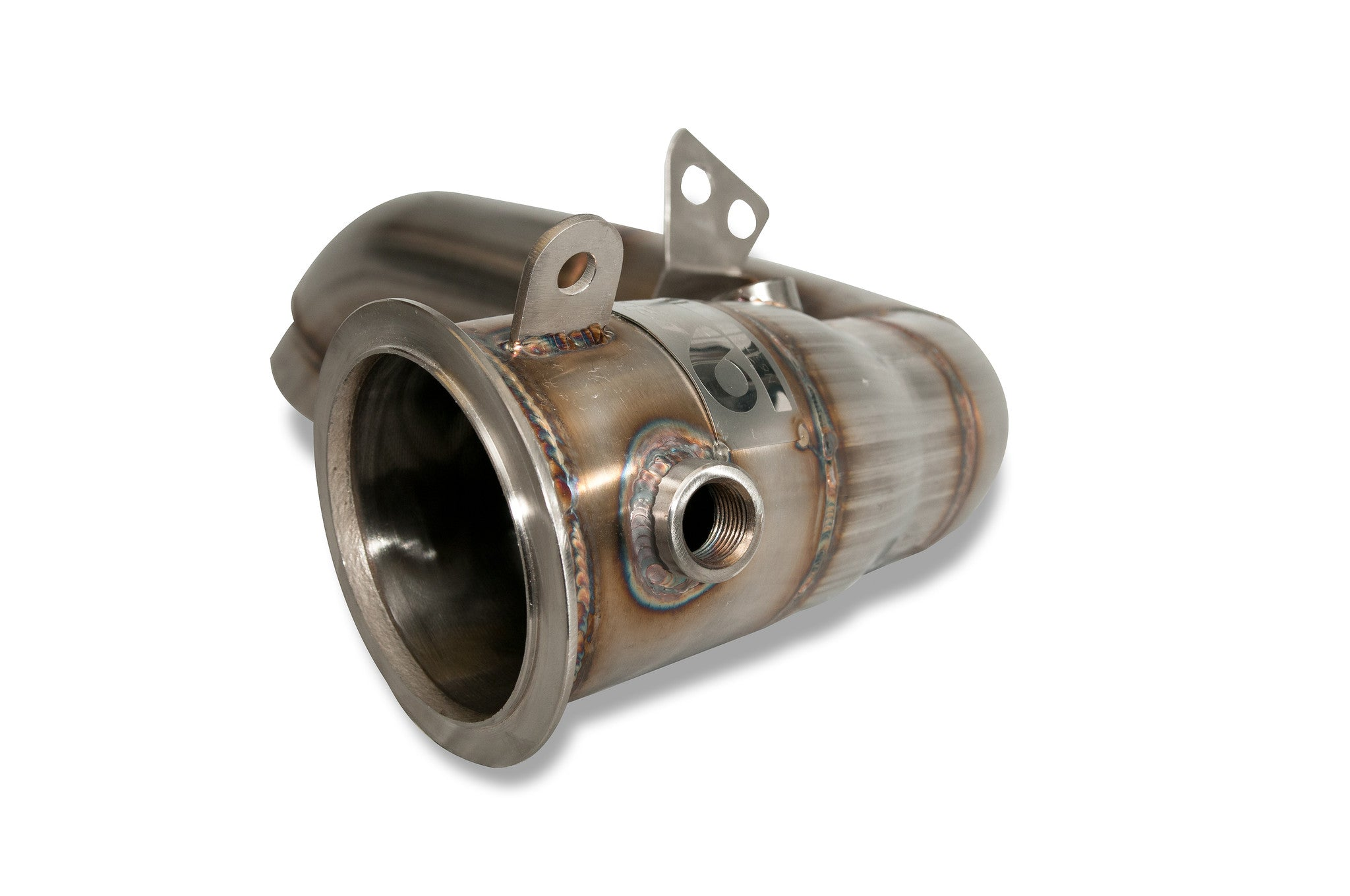 F10 F12 M5 M6 DOWNPIPE CATLESS