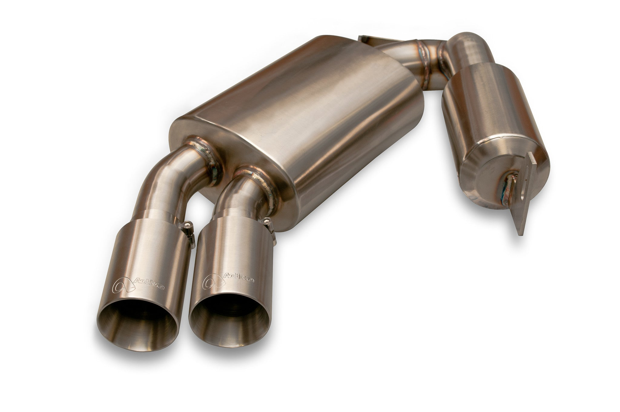 BMW exhaust for the N52 328i