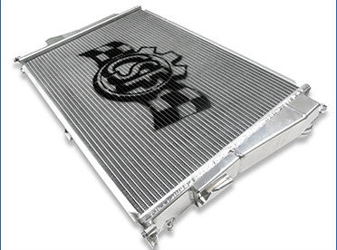 E46 M3 CSF All Aluminum Triple Pass Radiator