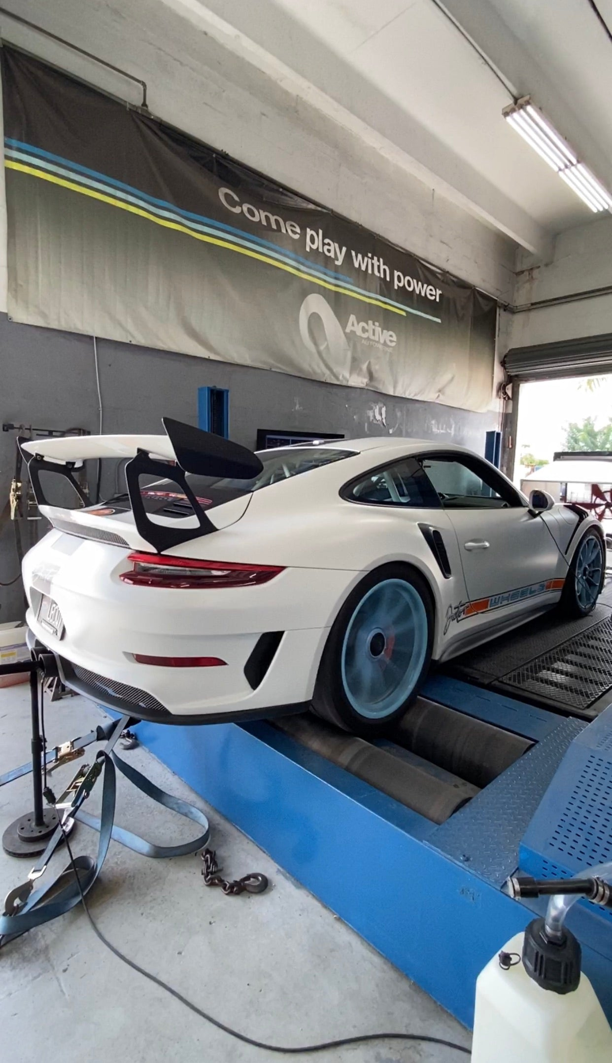 2018+ 991.2 Porsche GT3RS Performance Software