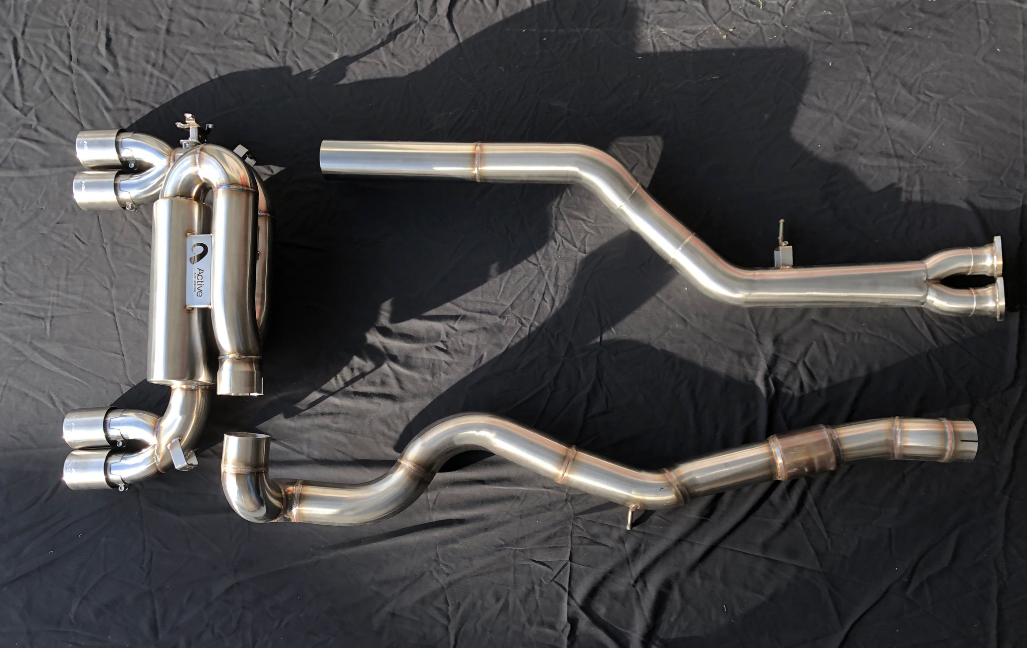 Active Autowerke F8X M3 M4 Signature Exhaust System