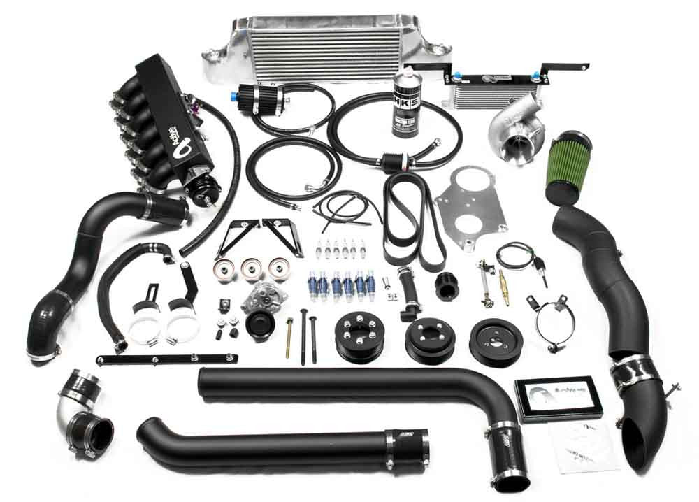 Active Autowerke BMW E46 M3 Supercharger Kit Generation 9.5 Level 1