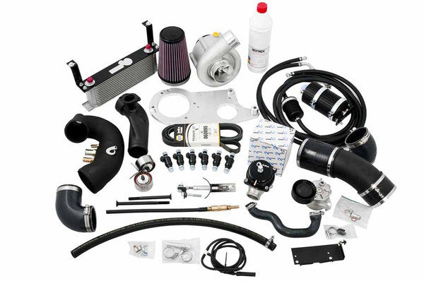 BMW E46 330 Supercharger Kit Level 1 by BMW tuner, Active Autowerke