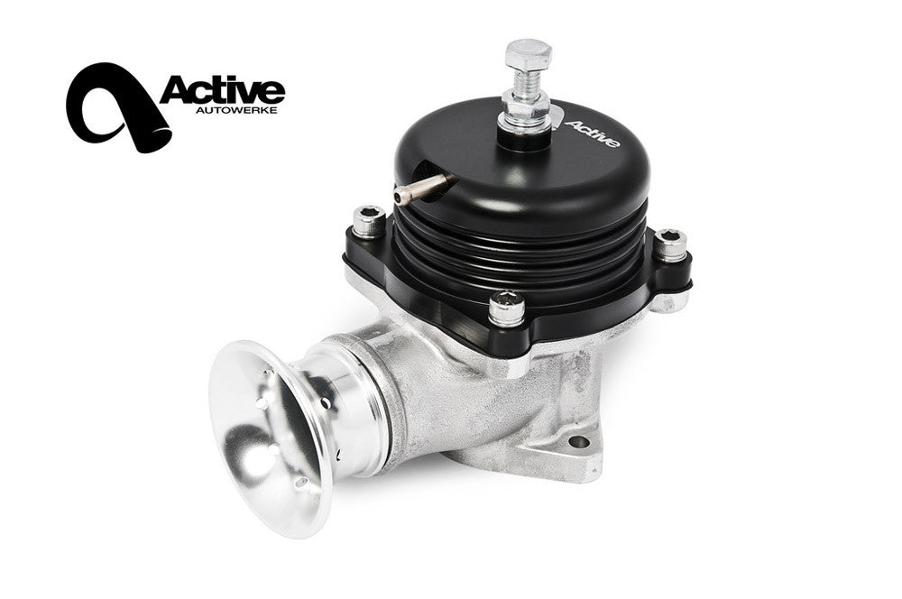 Active Autowerke High Performance 42mm Blow Off Valve wo Flange | BOV | E82 135 N54 1M E9X 335