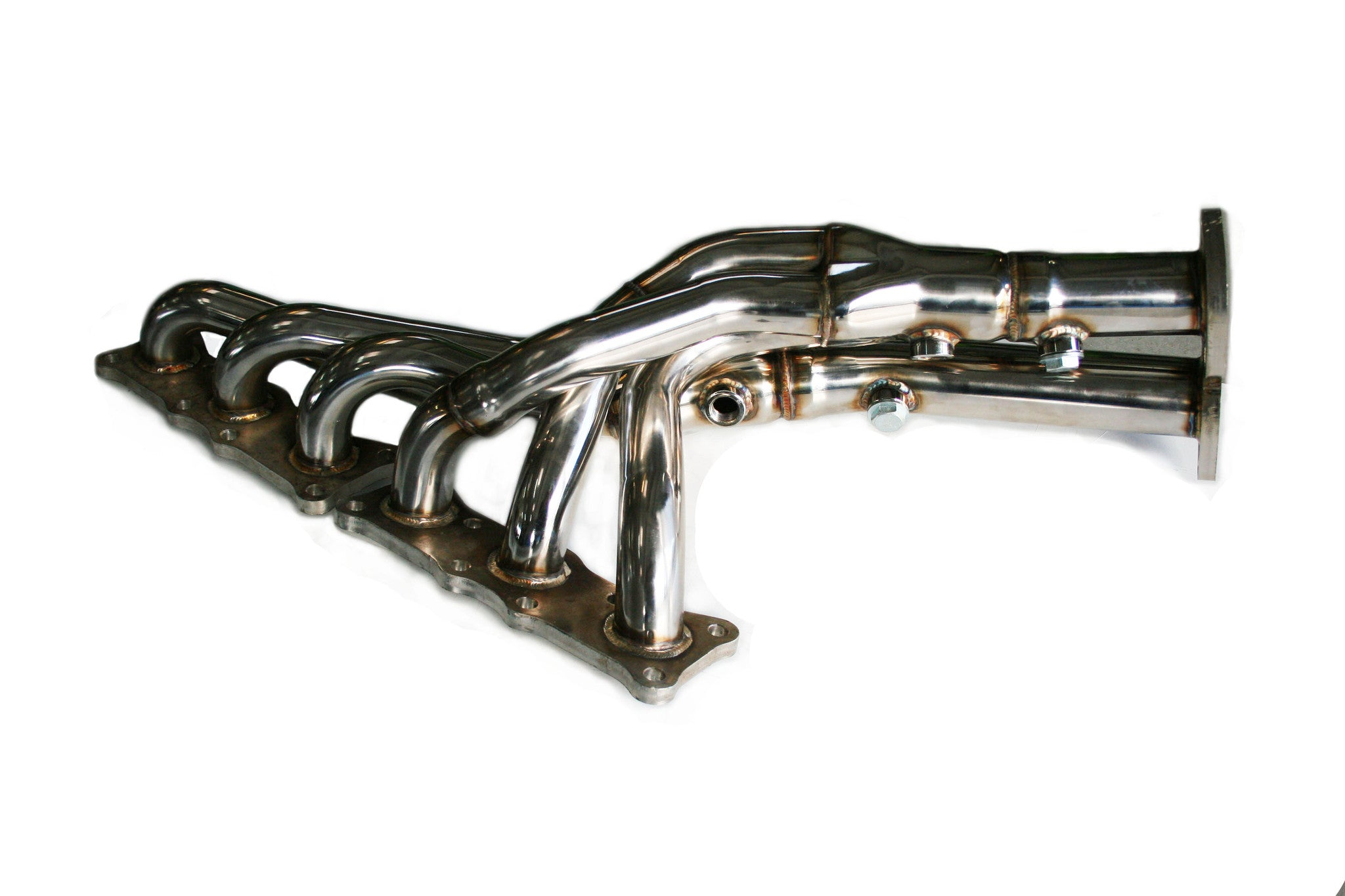 bmw n52 exhaust header