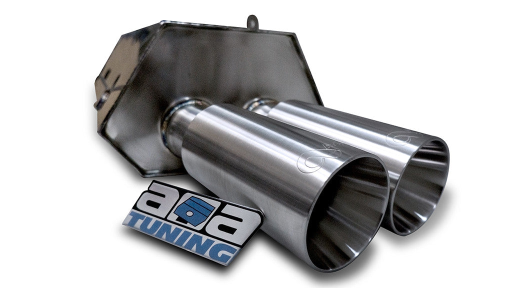 BMW E36 Signature Rear Exhaust Gen 3 M3 325 328 By Tuner Active Autowerke: BMW E36 328i Catalytic Converter At Woreks.co