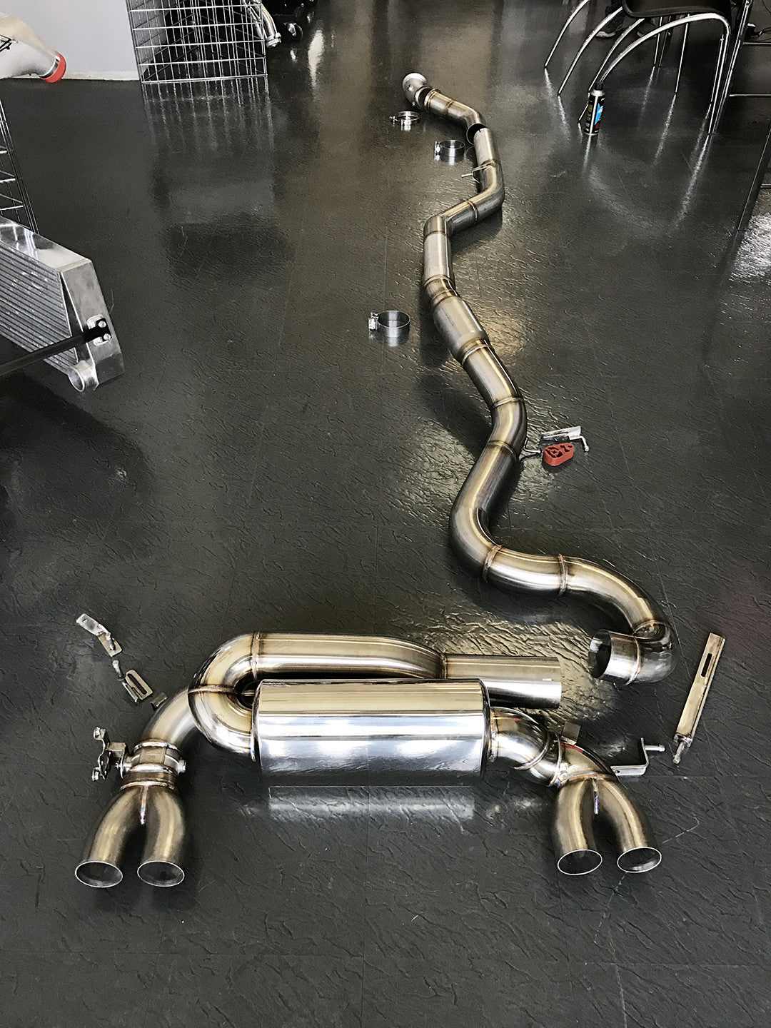 F87 M2 Signature Turbo-Back Exhaust System