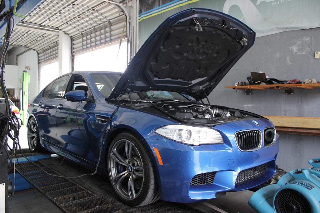 F10 F12 550i 650i 750i High Performance Software Tuning