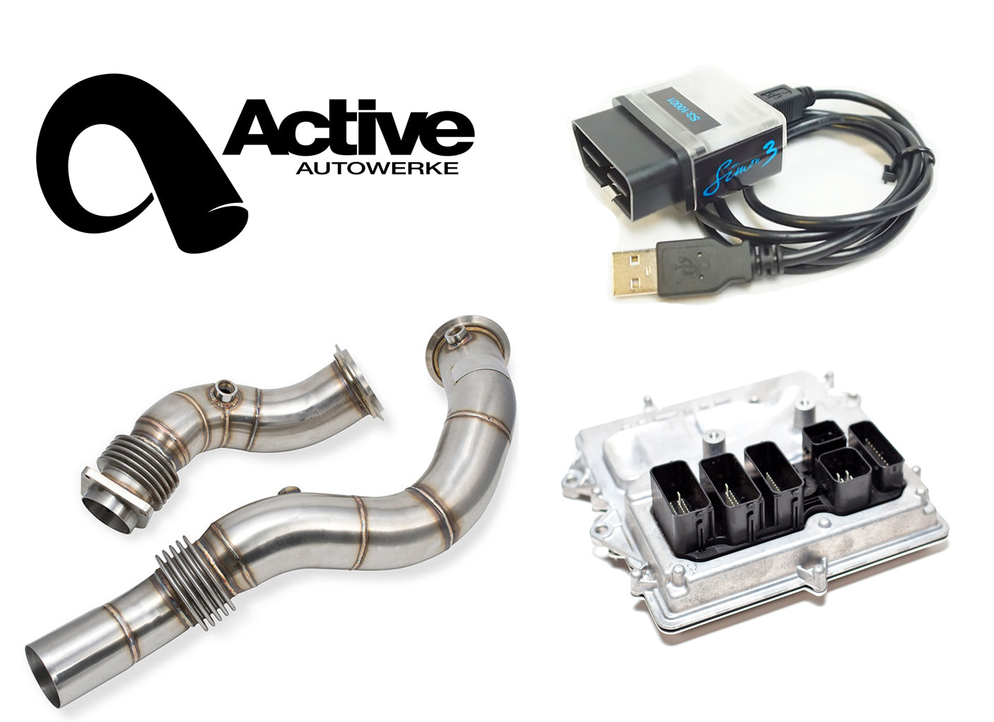 Active Autowerke F8X M3 M4 Performance Package