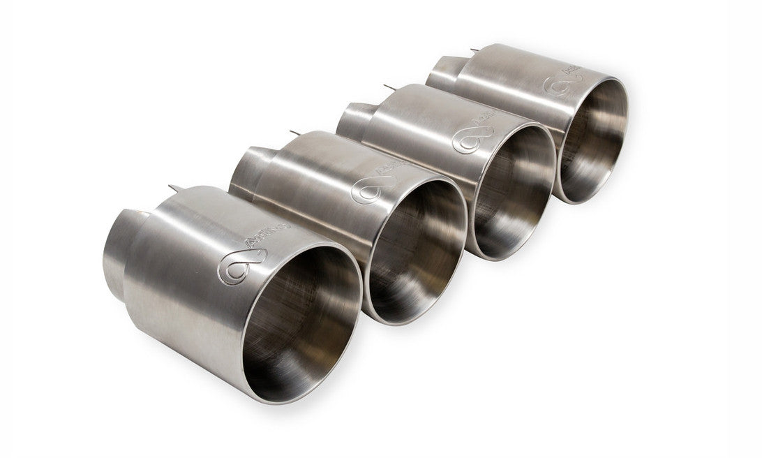 side shot bmw m3 bmw m4 exhaust tips