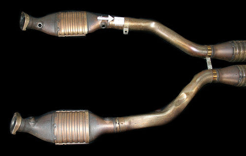 BMW Factory exhaust catalyst for V8 M3