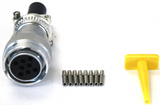 SG-KIT-DT-8-F x 10 - 10 Pack, 8 Pin Female Kit - Deutsch - Attachment Side | Skid Steer Genius