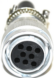 SG-CT8-FFC - Cat, Terex, ASV 8 Pin to FFC Inline Plug