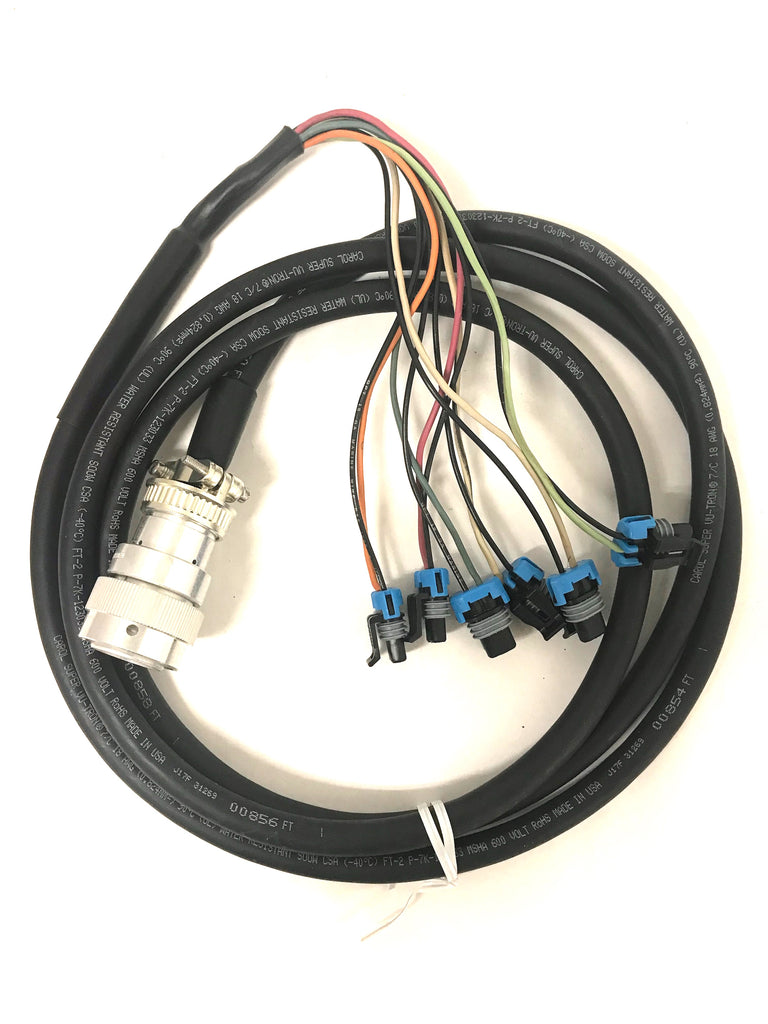 Sg Bph 14 6 9dp Dt 14 Pin Female To Delphi 2 Pin Harness Attachment Side 6 Output