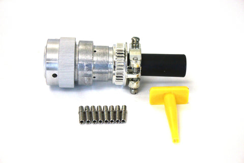 SG-KIT-DT-8-F - 8 Pin Female Kit - Deutsch - Attachment Side | Skid Steer Genius