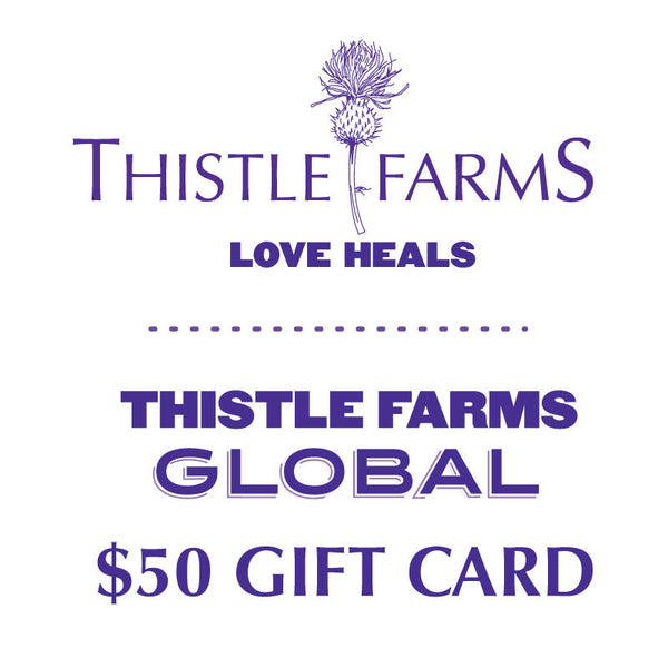Gift Cards - Thistle Farms / Global Marketplace - 3