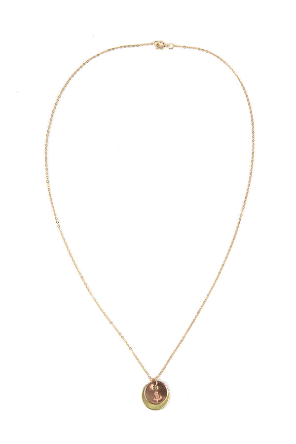 Circle Necklace by Studios at Thistle Farms