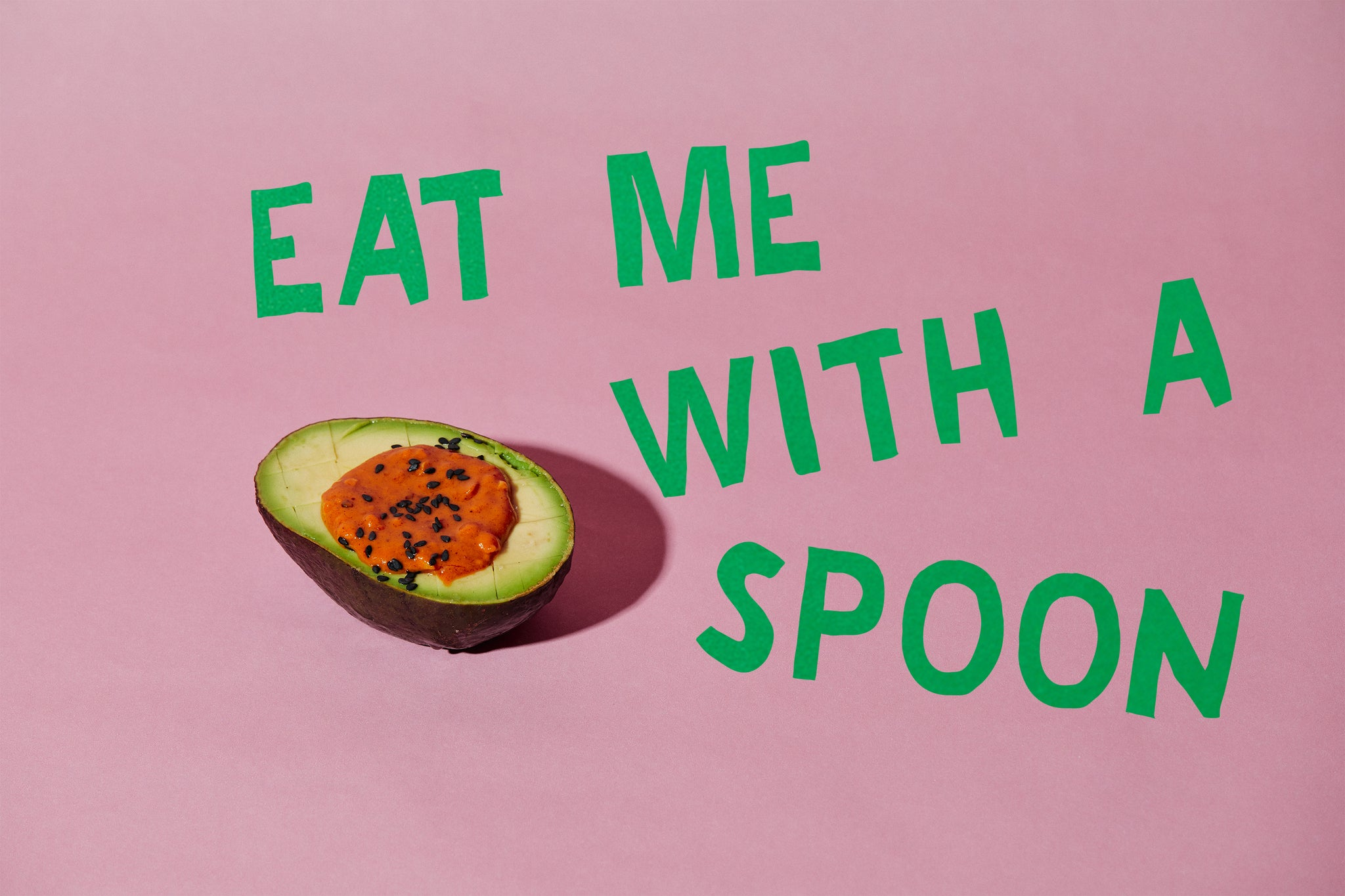 Eat me with a spoon