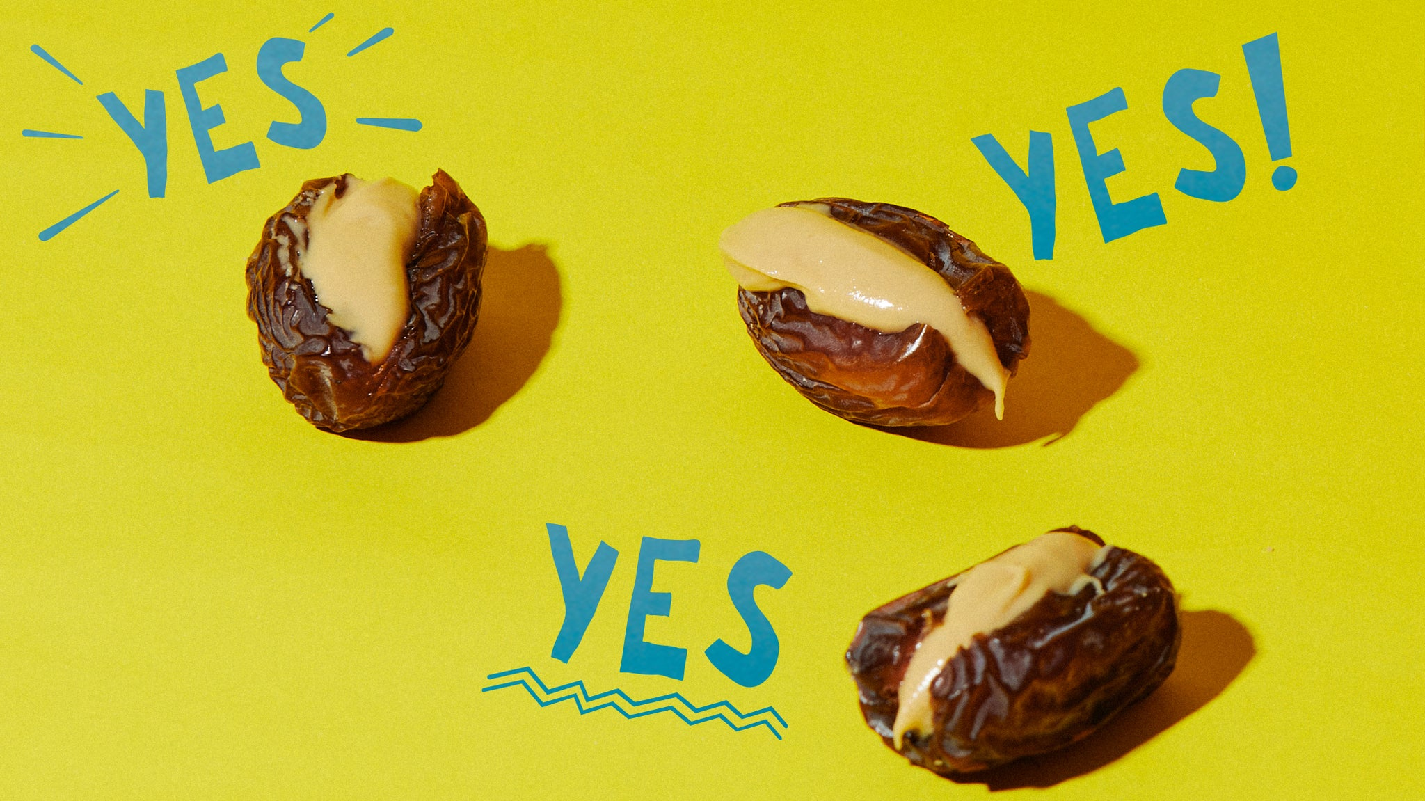 Say Yes Yes Yes Dates