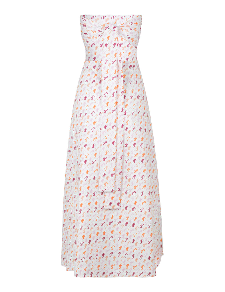 Jepska Dress — SP Pink Print