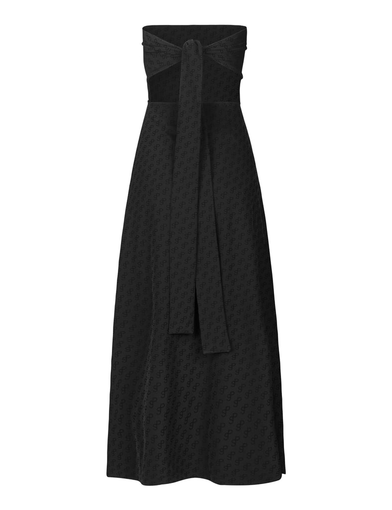 Jepska Dress — Black SP