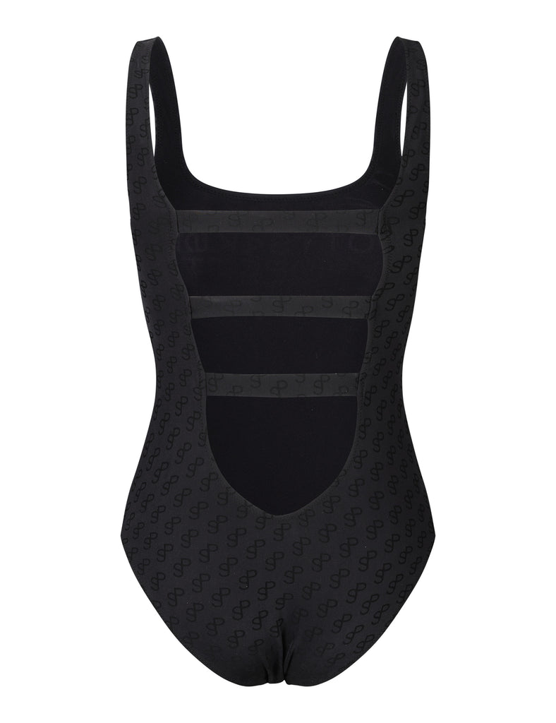 Fredz Swimsuit — Black SP