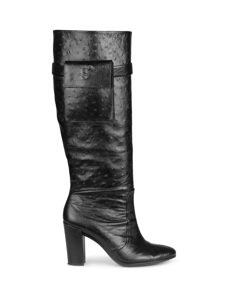 High Boot — Black