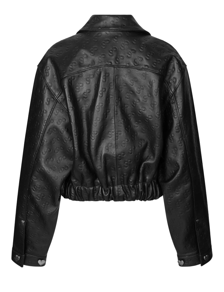 Perla Jacket — Black