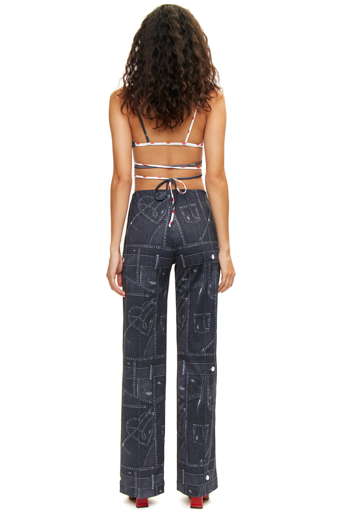 Lissay Denim Pants