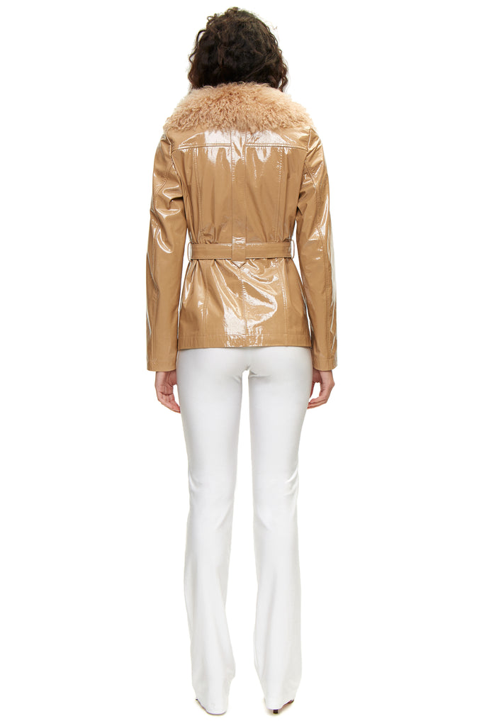 Ritual Gloss Beige Jacket