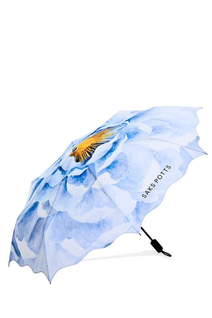 Flower Umbrella Baby Blue