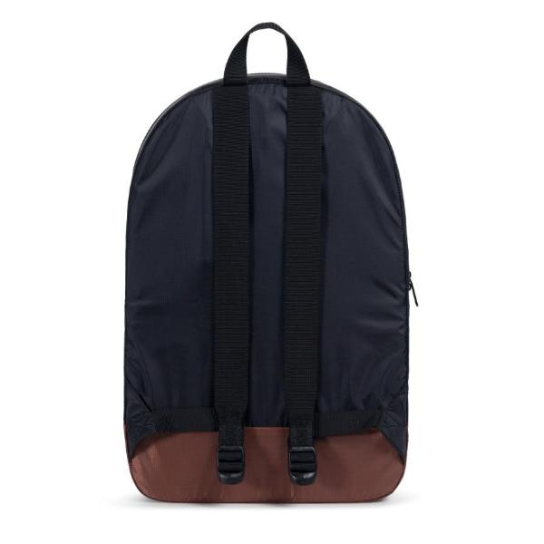 e459f5b8cd2 Herschel Supply Co Packable Daypack in Black Tan