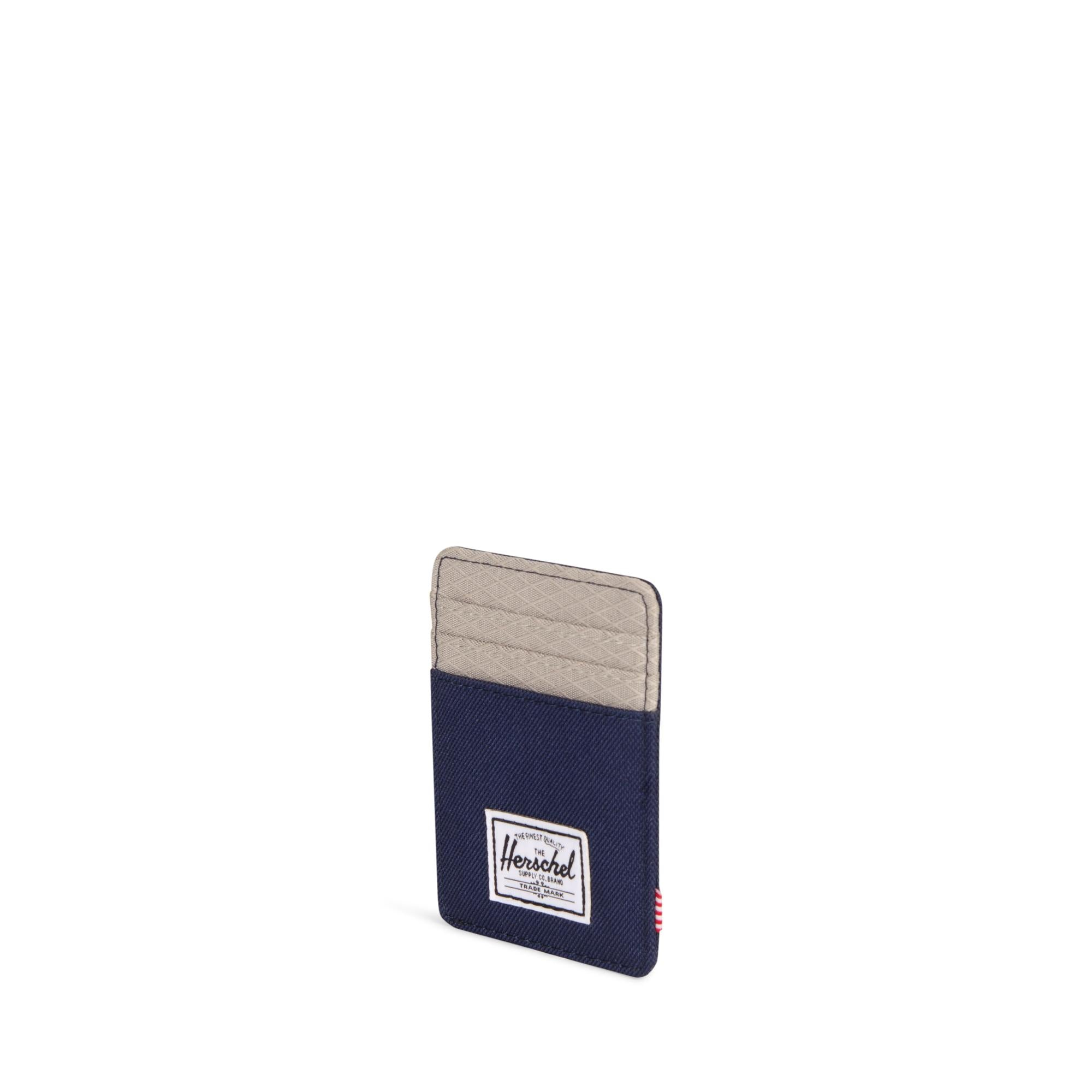 c7f58d75f30 Herschel Supply Co Raven Wallet in Navy Pearl - MAKE Collectives