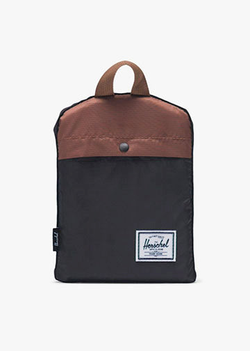 b33fc35577c1 Herschel Supply Co Packable Duffle Bag in Saddle Brown - MAKE ...