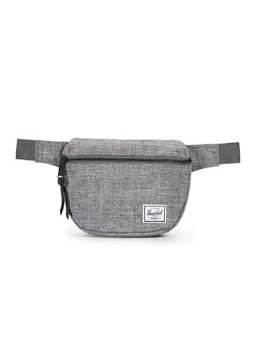 acf19cb28bf Herschel Supply Co Fifteen Hip Pack in Raven Crosshatch - MAKE ...