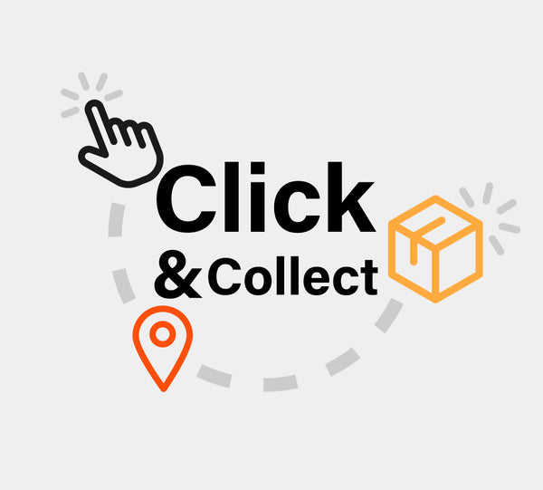 Click & Collect Wolf & West Menswear
