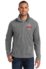 Titan 1/2 Zip Fleece - Embroidered