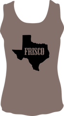 Frisco Texas Tee - Unisex Tank Top