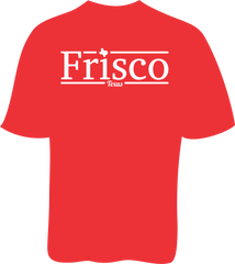City of Frisco Tee - Ladies SoftStyle Tee