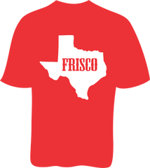 Frisco Texas Tee - Ladies SoftStyle Tee