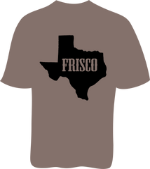 Frisco Texas Tee - Unisex Regular Tee