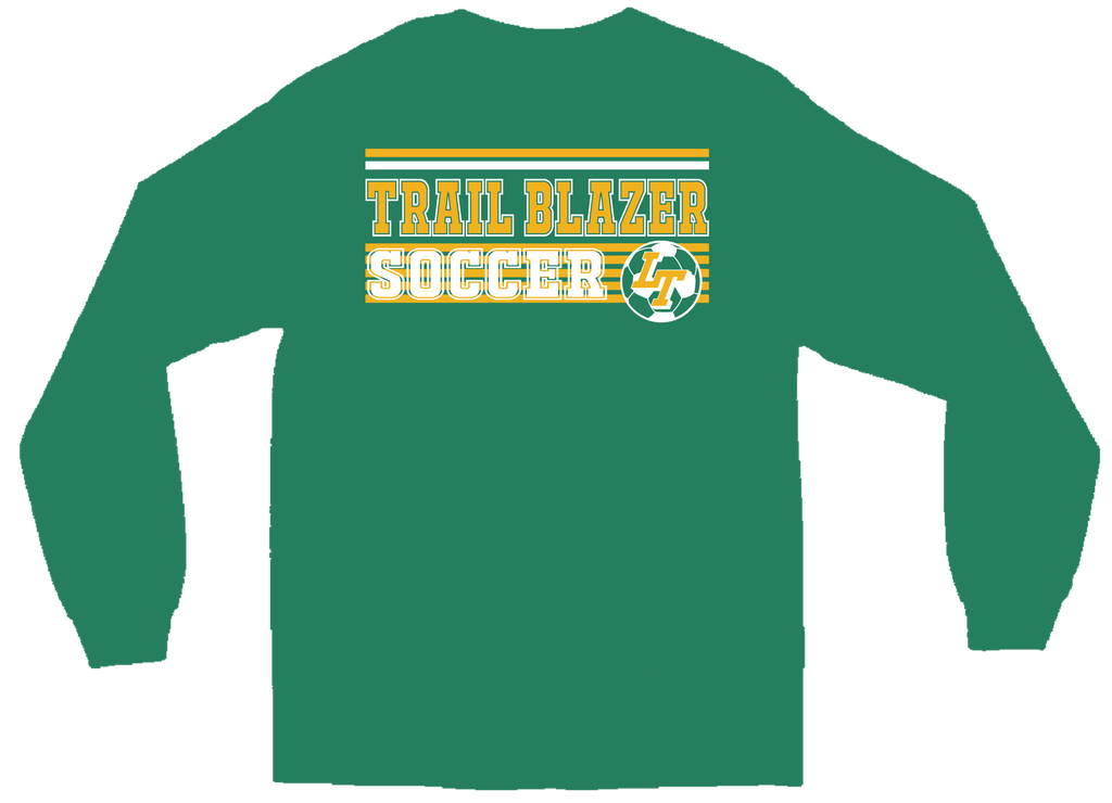 Long Sleeve Soccer Tee