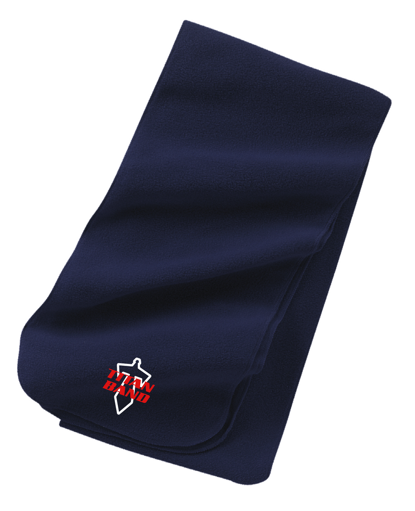 Titan Scarf - Embroidered