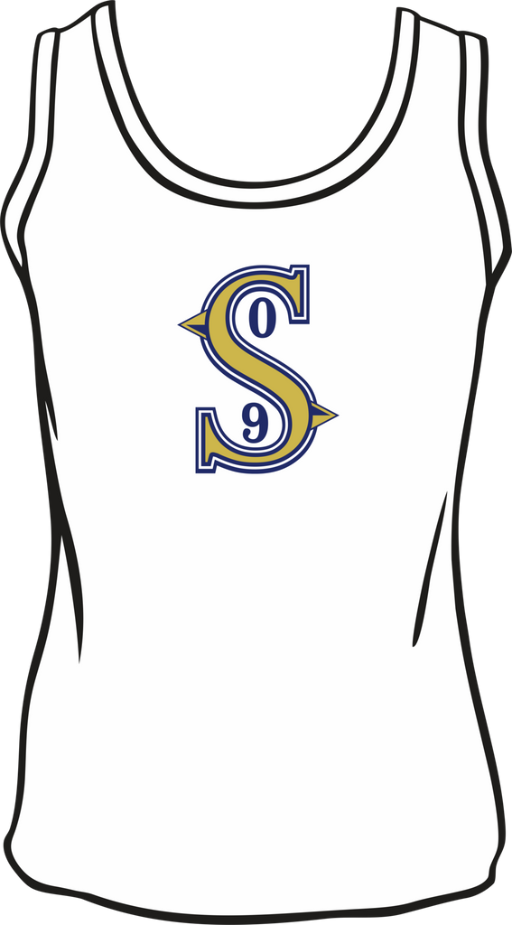 Design 6 - Ladies Tank Top