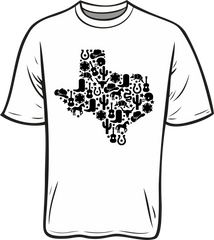 Texas #1 - Ladies SoftStyle Tee